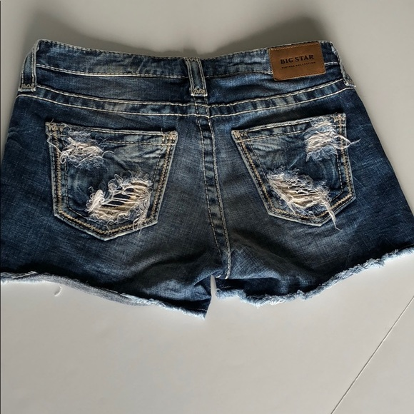 678c8127d7 Big Star Shorts | Distressed Liv Jean | Poshmark